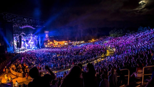 The Wharf Amphitheater Is Gulf Coast S Premier Outdoor Music Venue Located In Orange Beach Alabama Offers Exciting Entertainment And Event